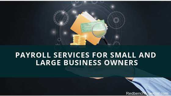 PAYROLL SERVICES FOR SMALL