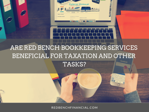 RED BENCH BOOKKEEPING SERVICES