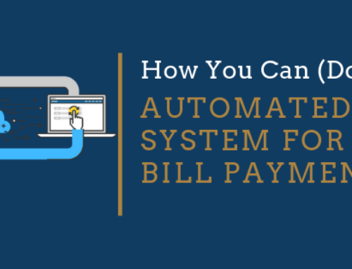 How You Can (Do) AUTOMATED SYSTEM FOR BILL PAYMENT