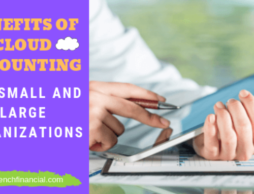 Benefits of cloud accounting for small and large organizations
