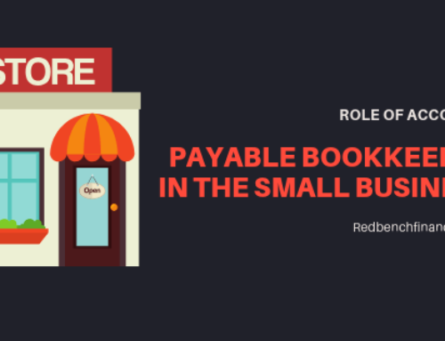 Role of accounts payable bookkeeper in the small business