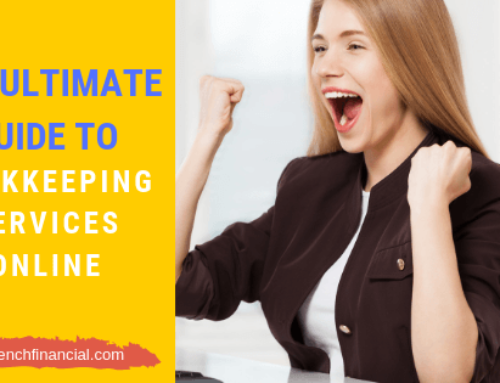The Ultimate Guide To BOOKKEEPING SERVICES ONLINE
