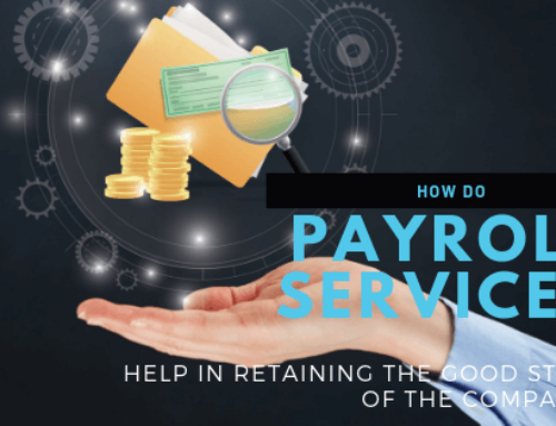 How do payroll services help in retaining the good staff of the company?